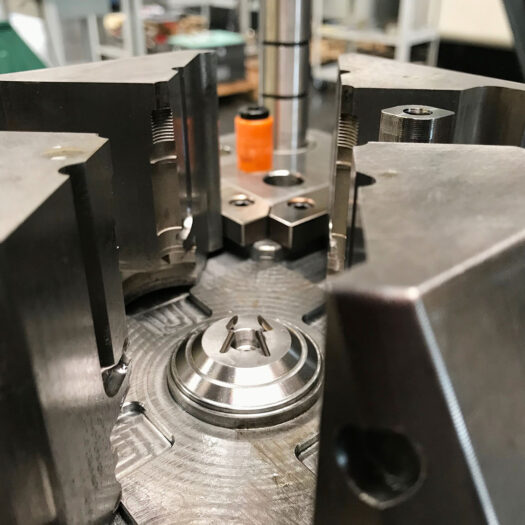 Progettazione industrializzazione stampi