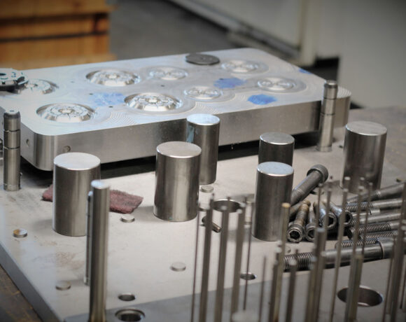 stampi per pressofusione e materie plastiche vicenza